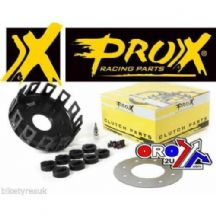 Suzuki RMZ250 2007 - 2015 Pro-X Clutch Basket Inc Rubbers